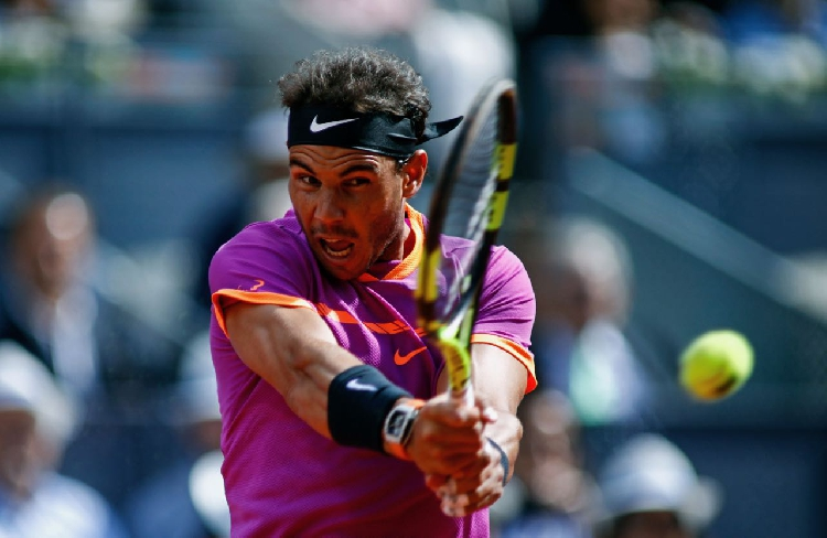 Rafael Nadal wins Madrid Open for the 5th time