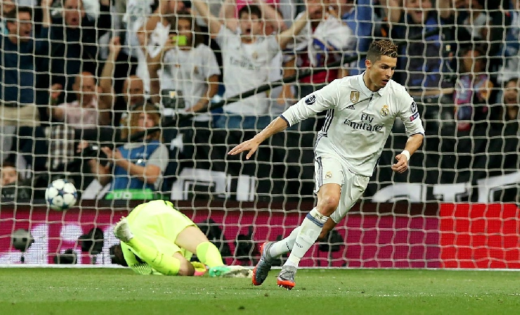 No Offer Received For Cristiano Ronaldo, Says Real Madrid President