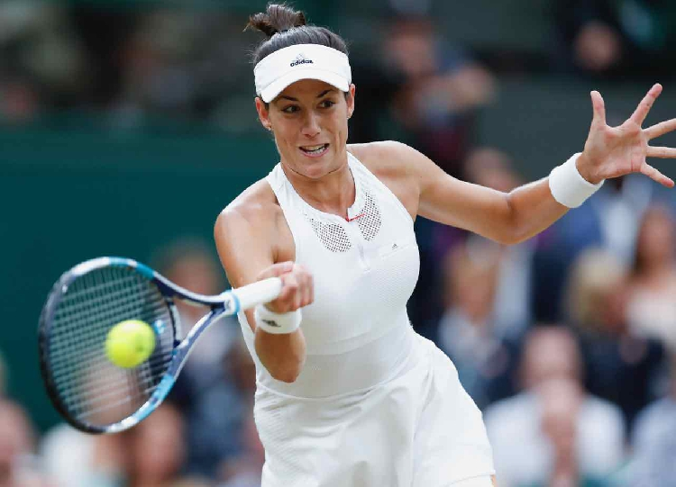 Muguruza blows away Venus to win her first Wimbledon crown