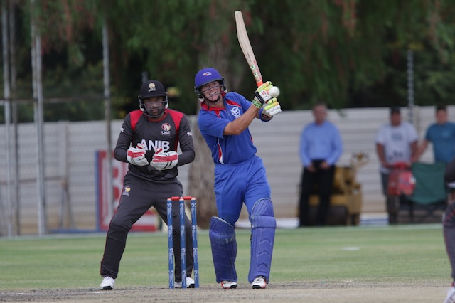 UAE dash Namibia's World Cup hopes